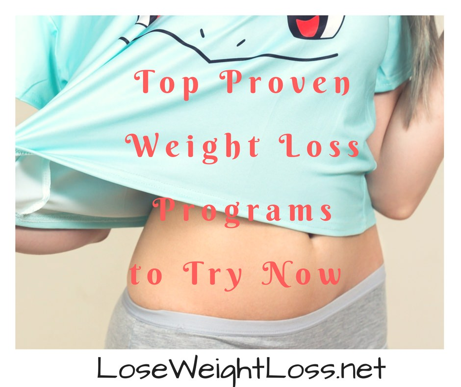 Top Proven Weight Loss Programs to try_mini