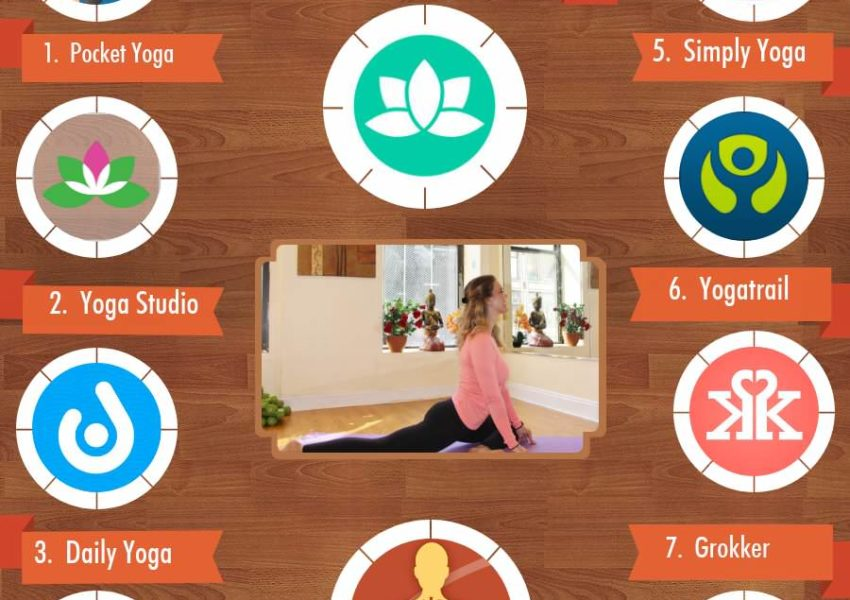 10 best yoga apps for iPhone and Android