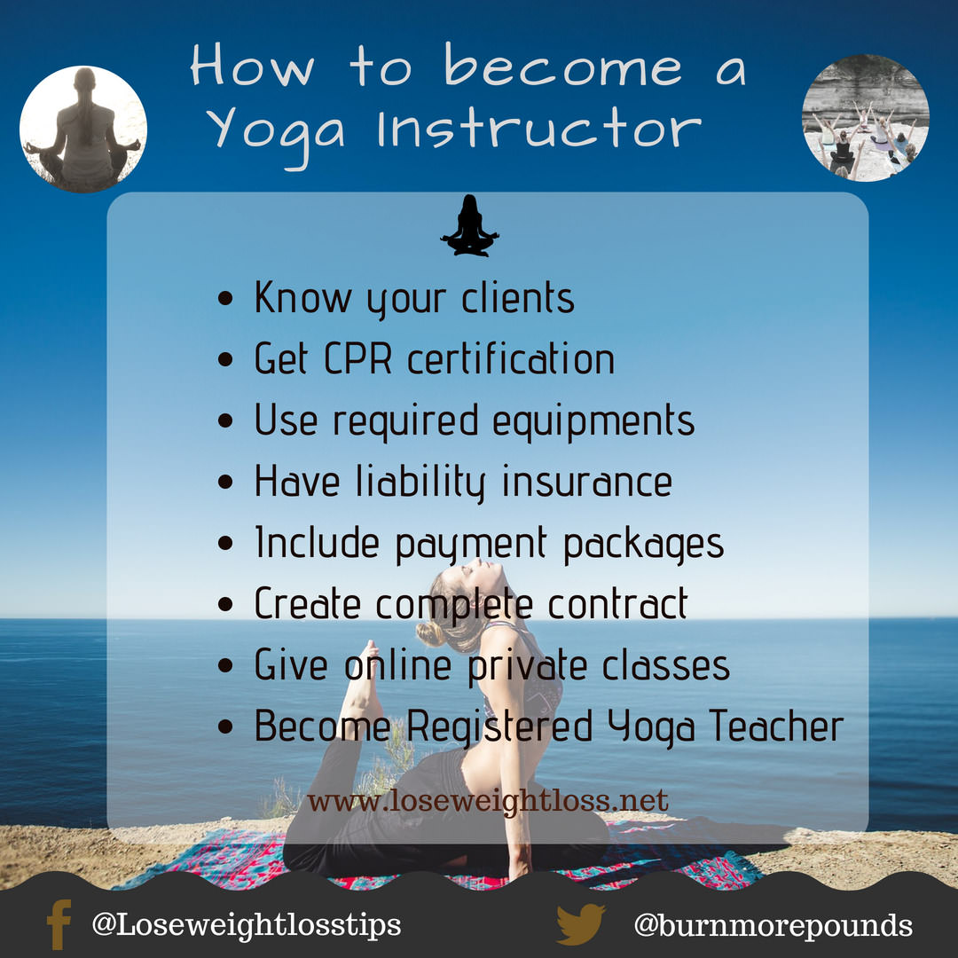 tips to become certified yoga instructor
