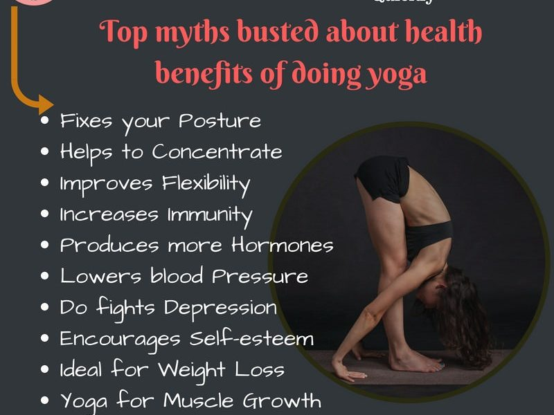 10 Unexpected Health Benefits of Practicing Yoga