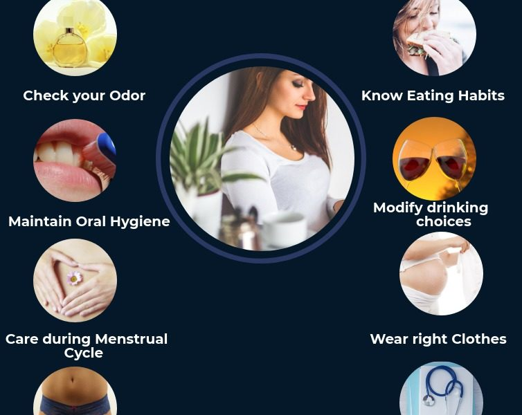 personal hygiene habits for women to follow