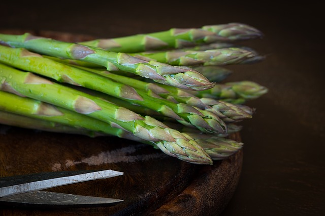 Asparagus the heart healthy food