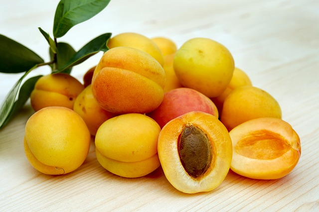 apricots helps to lose belly fat