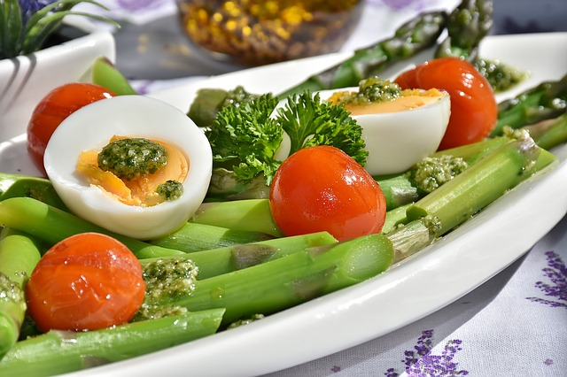 eggs and leaf green combo