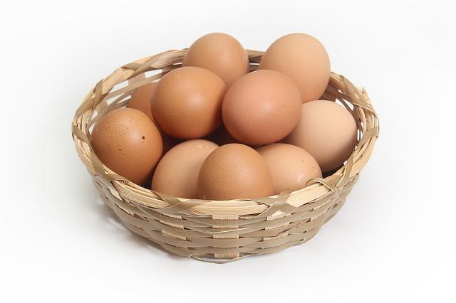 eggs pre-workout diet