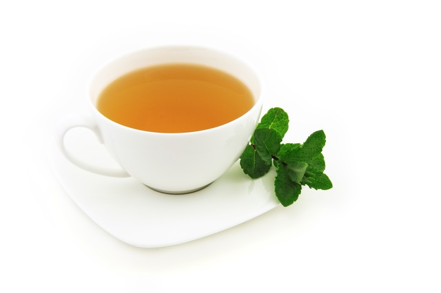 Tea having anti-allergy properties