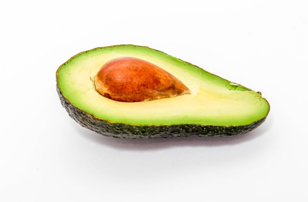 avocado for healthy skin and nails