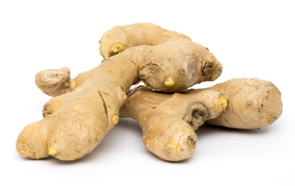 ginger the best anti-allergy superfood