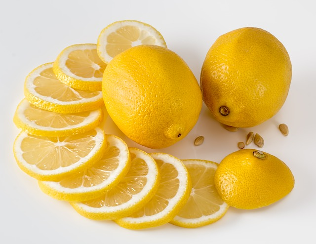 Lemon for anti allergy