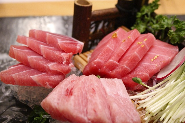 tuna weight loss food