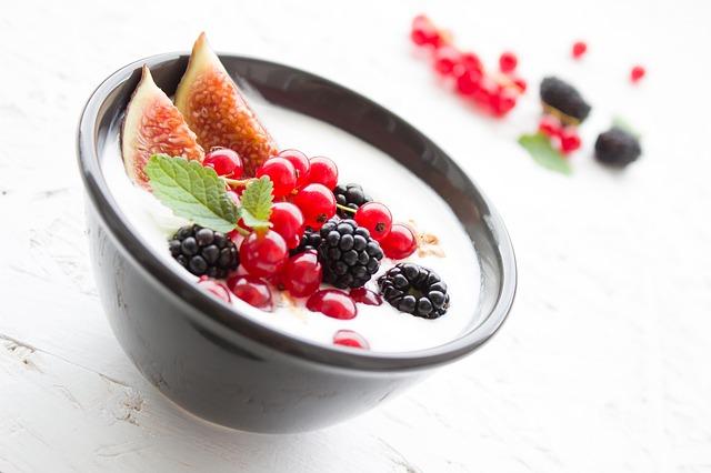 Yogurt pre-workout food