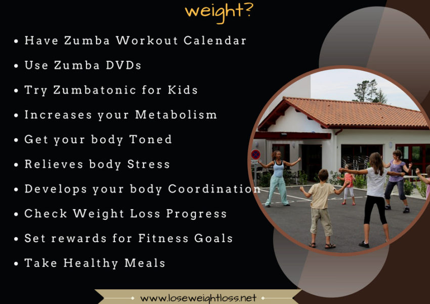 10 ways zumba helps to lose weight