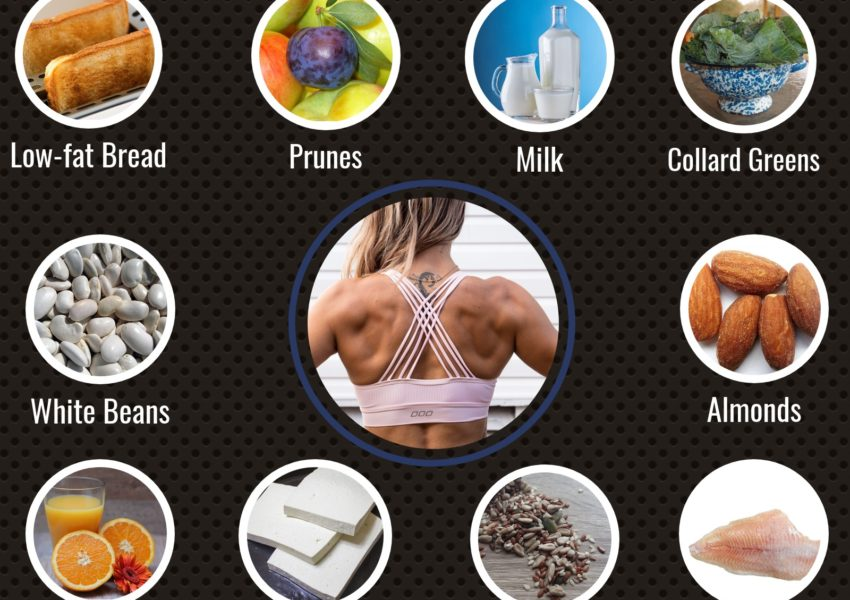 10 Best foods to make bone strong