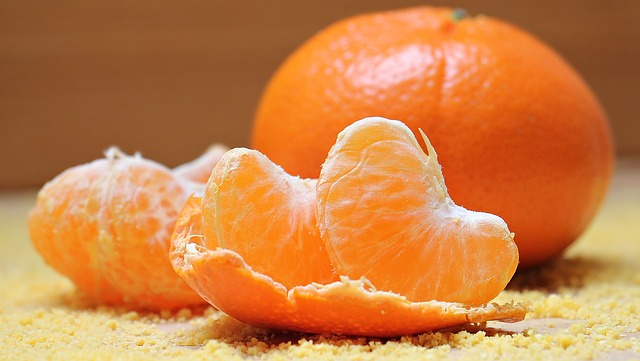 oranges the superfoods after workout