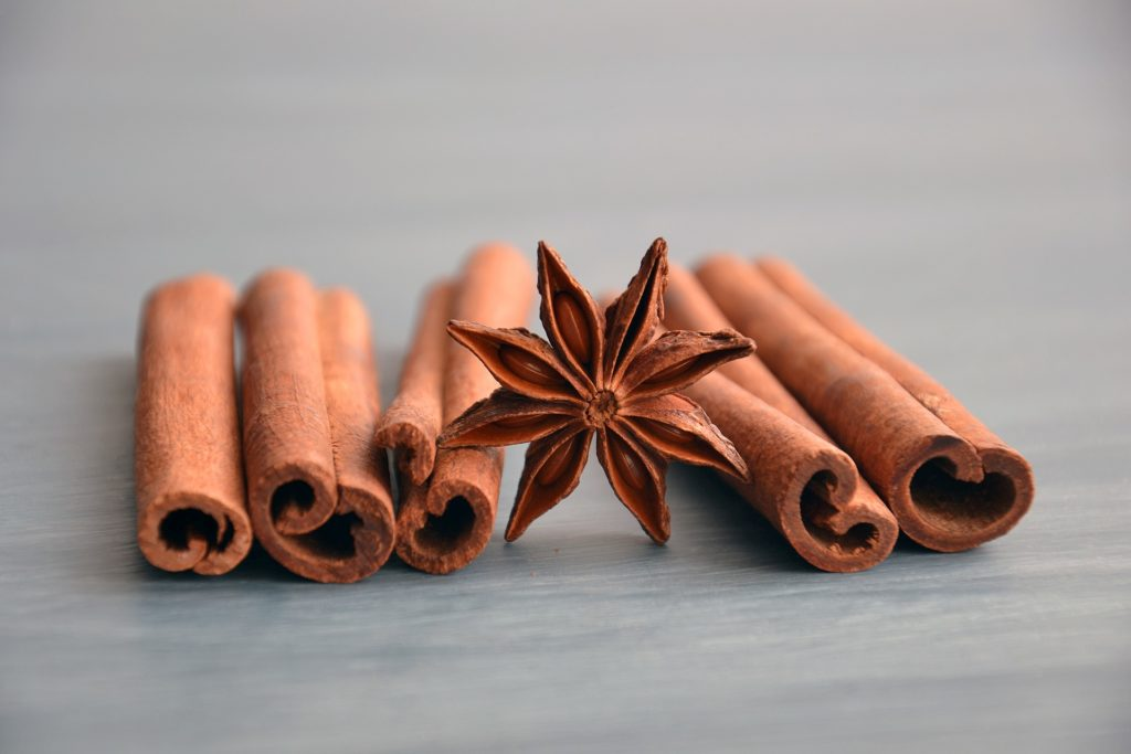 Cinnamon the post workout superfoods