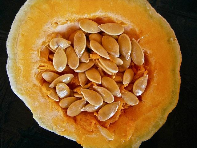 Pumpkin Seeds helps to boost memory