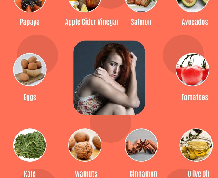 10 Best Powerfoods to tackle Polycystic Ovary Syndrome