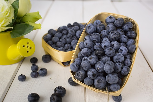 Blueberries the superfood to boost your mood