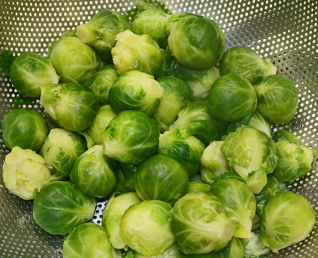 Brussel Sprouts the healthy vegan superfood