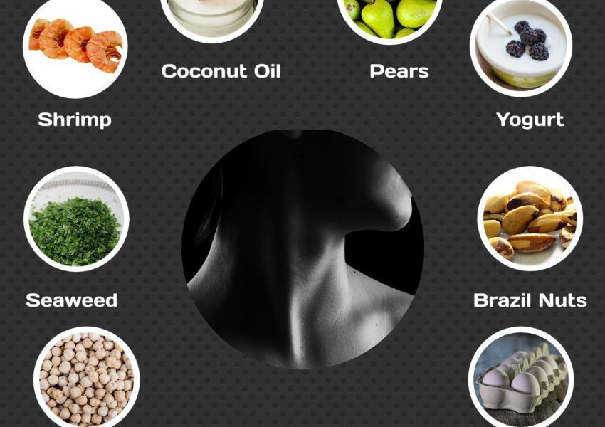 Natural foods for thyroid patients