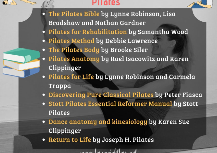 10 Best Book Collections to Practice Pilates