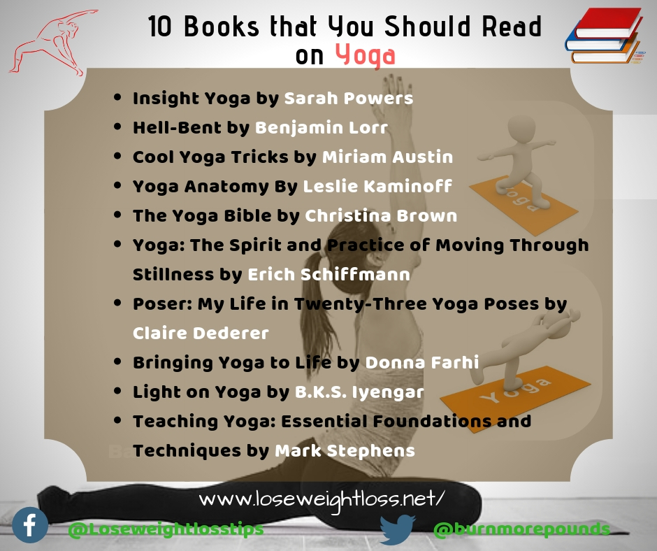 10 Must-Read Books for Yogis
