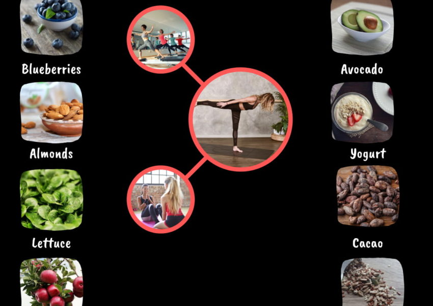 10 Superfoods to eat before and after Pilates