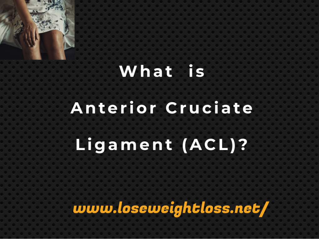 What is Anterior Cruciate Ligament