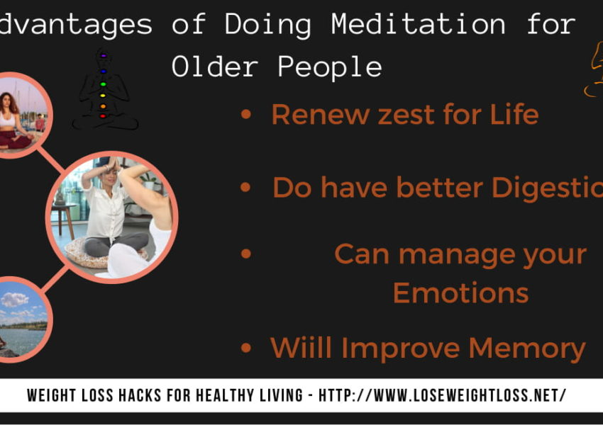 Advantages of Doing Meditation for Older People