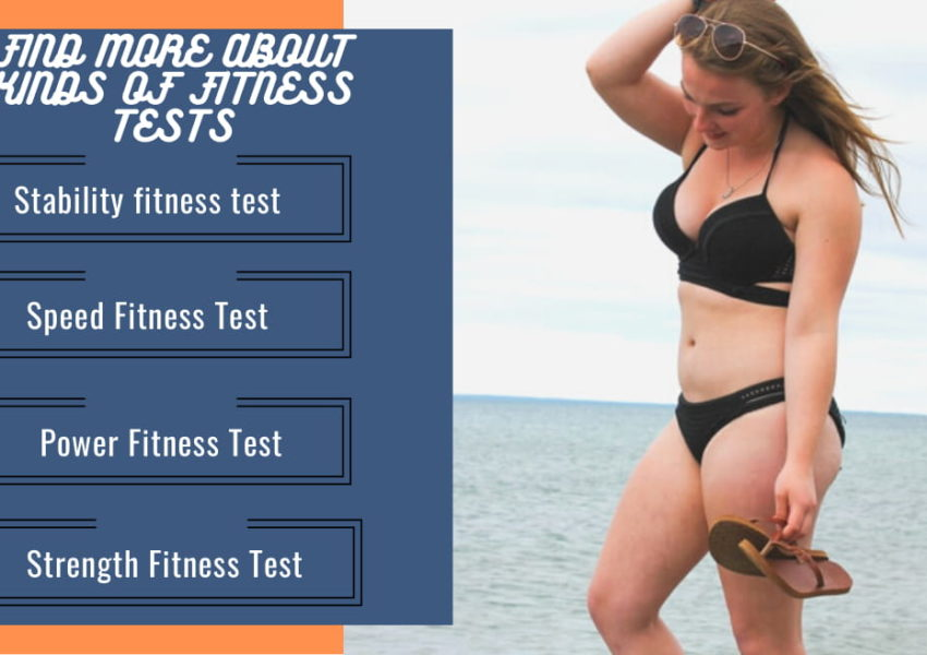types fitness tests
