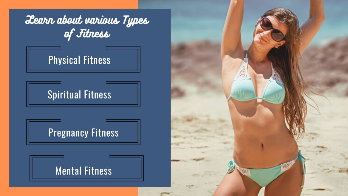 Learn about various Types of Fitness
