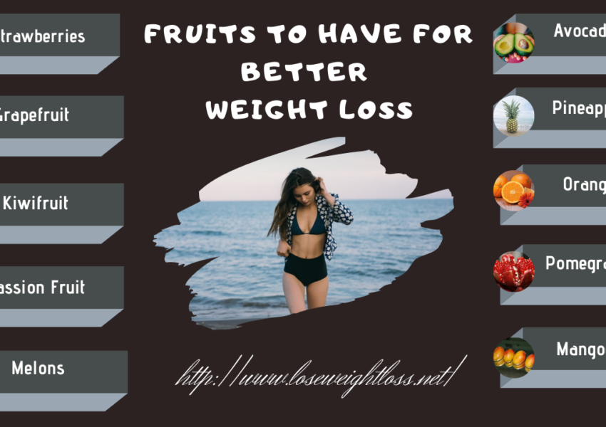 Fruits to have for better weight loss